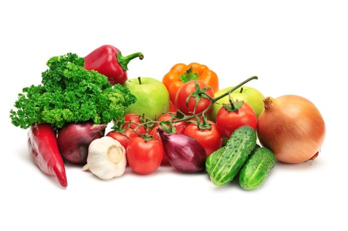 gesundes essen gemüse essen alkalische lebensmittel