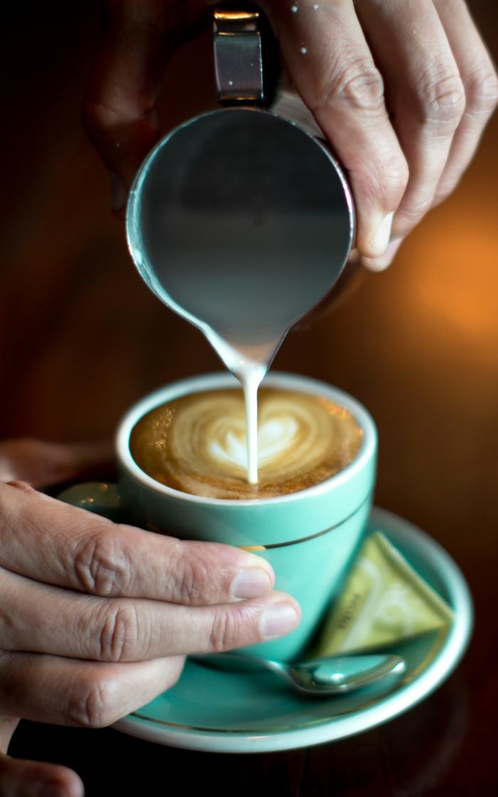 ausgewogene ernährung kaffee möglicher grund schlechte laune