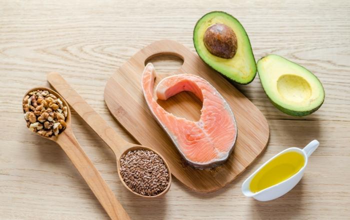 ausgewogene ernährung nahrung omega-3 gesund