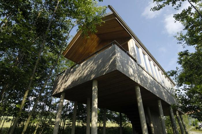 Baumhaus bernachtung vom sentiment zur luxus herberge for Design hotel hofgut