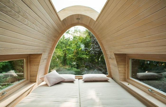Treehouse Accommodation And More From Sentiment To Luxury Hostel