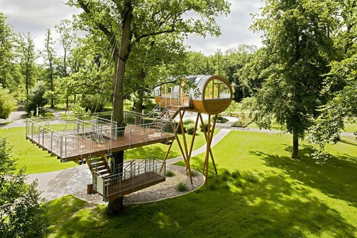 baumhaus rhainau linx world of living