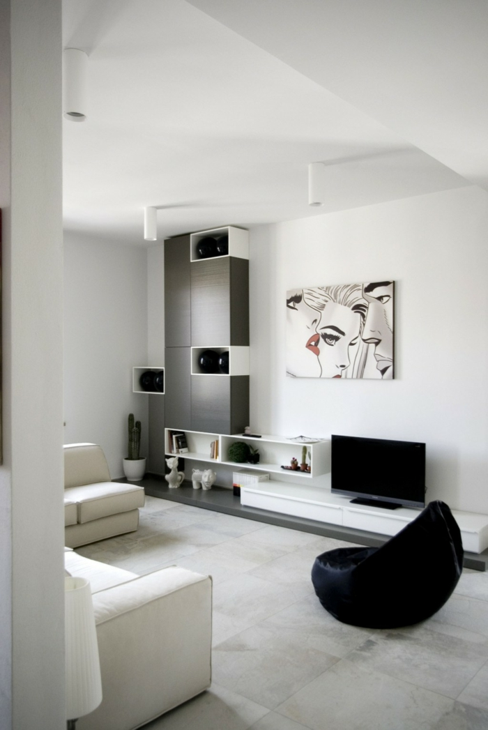 schwarzer bequemer stuhl m belideen. Black Bedroom Furniture Sets. Home Design Ideas