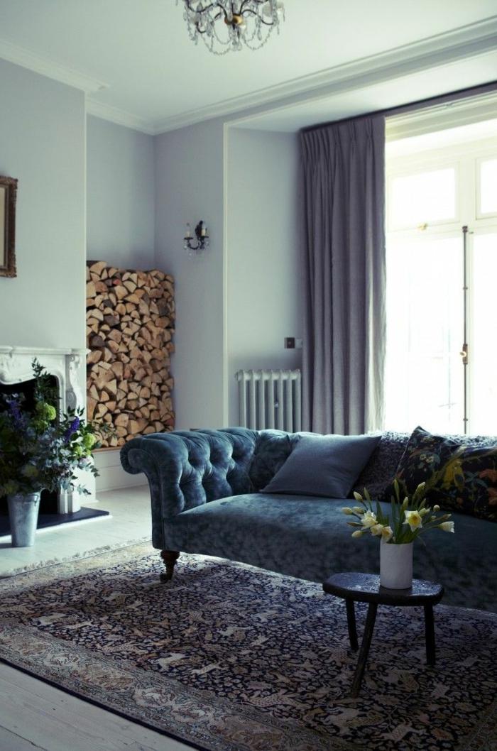Chesterfield sofa ein st ck klasse ins innendesign bringen for Wohnzimmer stilvoll einrichten