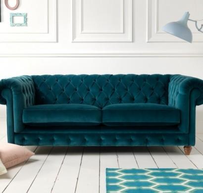 Chesterfield Sofa Ein Stuck Klasse Ins Innendesign Bringen