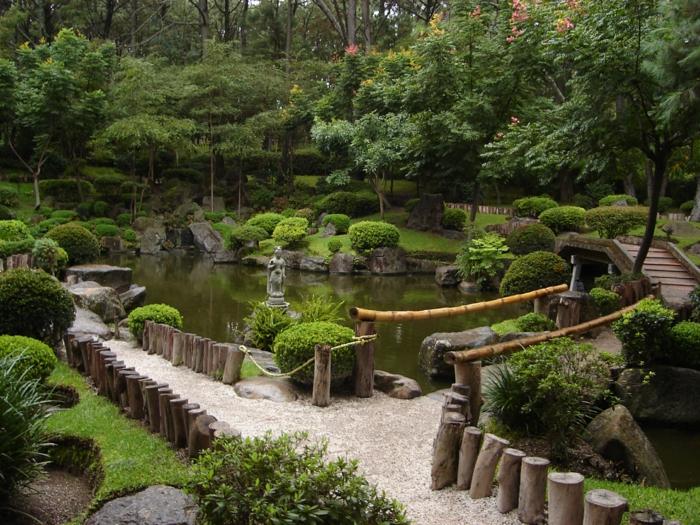 Chinesischer garten typische merkmale und inspirationen for Jardines pequenos orientales