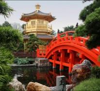 Chinesischer Garten - typische Merkmale und Inspirationen