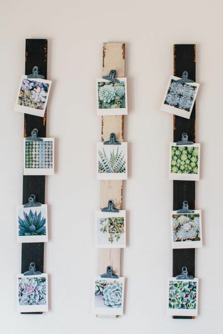fotowand ideen an die sie vielleicht noch nicht gedacht haben. Black Bedroom Furniture Sets. Home Design Ideas