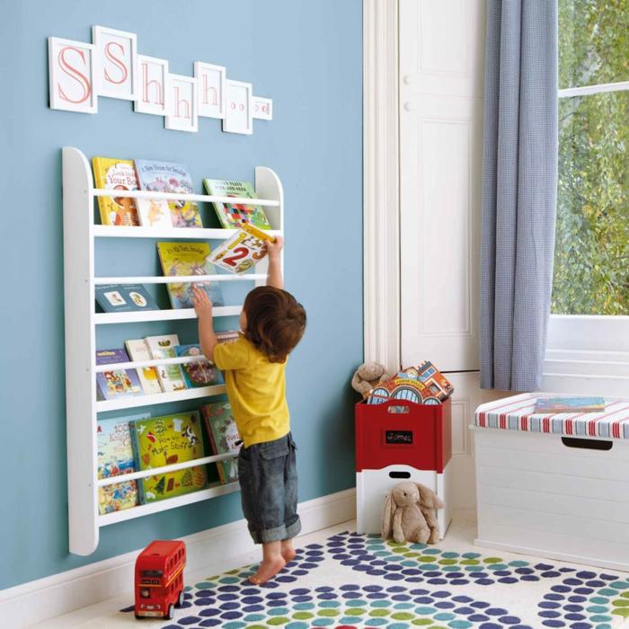 Merveilleux 50 Wohnideen Kinderzimmer, Wie Sie Den Raum Optimal Ausnutzen |  Einrichtungsideen ...