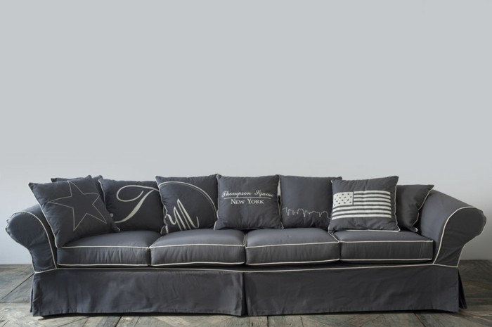 elegantes Sofa möbel trend 2020