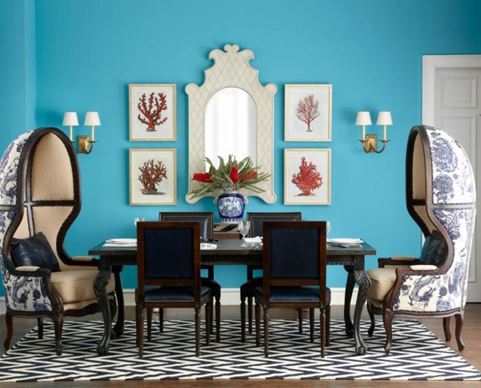 modernes esszimmer einrichten 77 ideen f r ihre. Black Bedroom Furniture Sets. Home Design Ideas