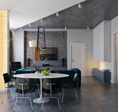Esszimmer modern gestalten weiß  Modernes Esszimmer einrichten - 77 Ideen für Ihre Esszimmereinrichtung