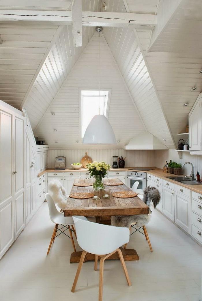 esszimmermöbel rustikales esszimmer küche hölzerne arbeitsplatte