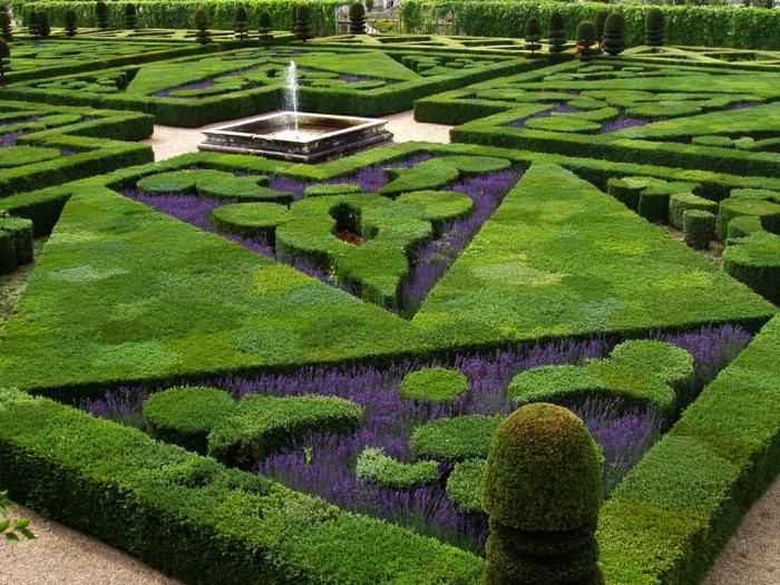 Gartengestaltung In Französischem Stil ? Die Basisregeln! Ideen Gartengestaltung Italienischer Stil