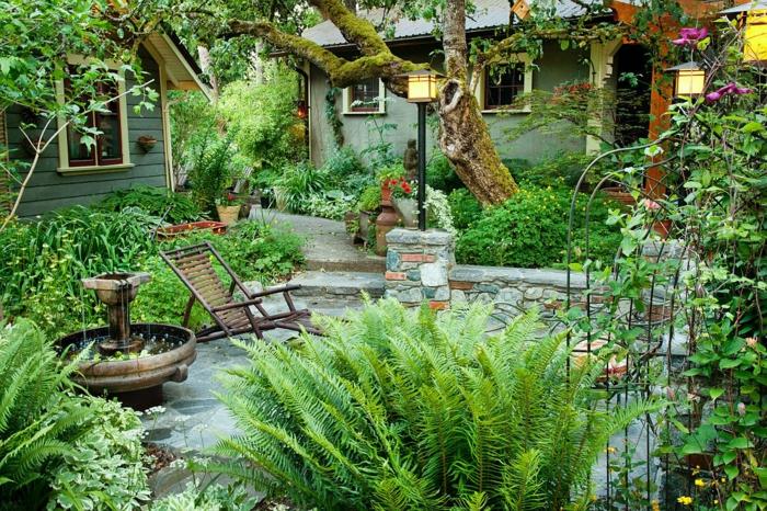 121 gartengestaltung beispiele f r mehr begeisterung in for Gartengestaltung beispiele
