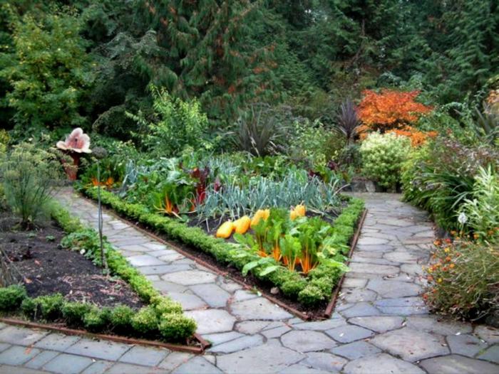 121 gartengestaltung beispiele für mehr begeisterung in der, Garten und erstellen