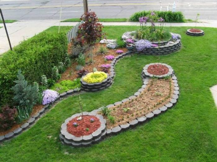 121 gartengestaltung beispiele für mehr begeisterung in der, Garten und bauen