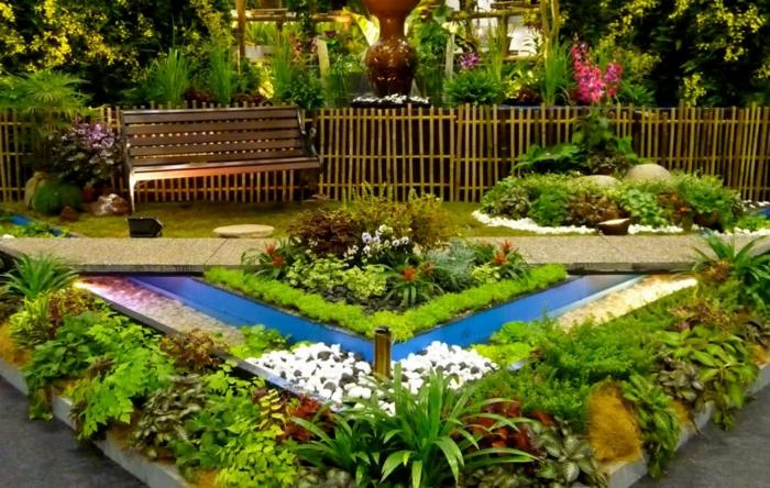 Gut 121 Gartengestaltung Beispiele Für Mehr Begeisterung Im Garten ...