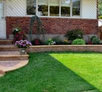 80 Gartengestaltung Vorschläge – Einfach, aber erfolgreich den Garten gestalten