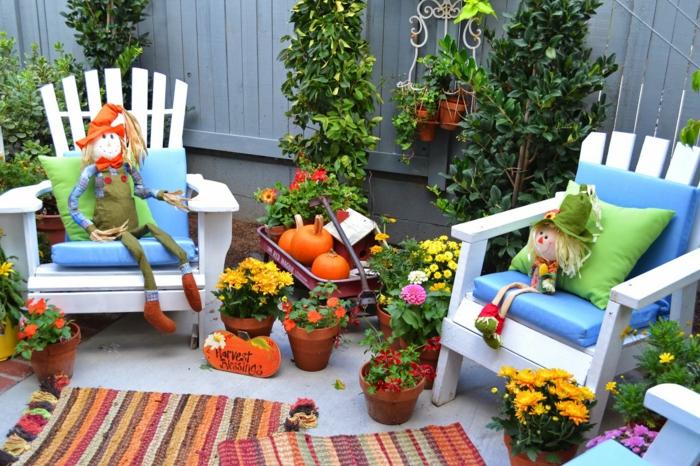80 gartengestaltung vorschläge - einfach, aber erfolgreich den, Garten ideen