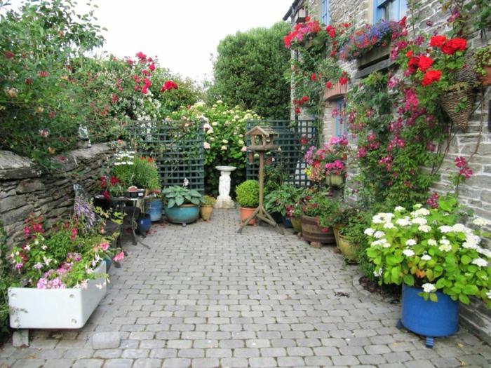 80 gartengestaltung vorschläge - einfach, aber erfolgreich den, Garten und bauen