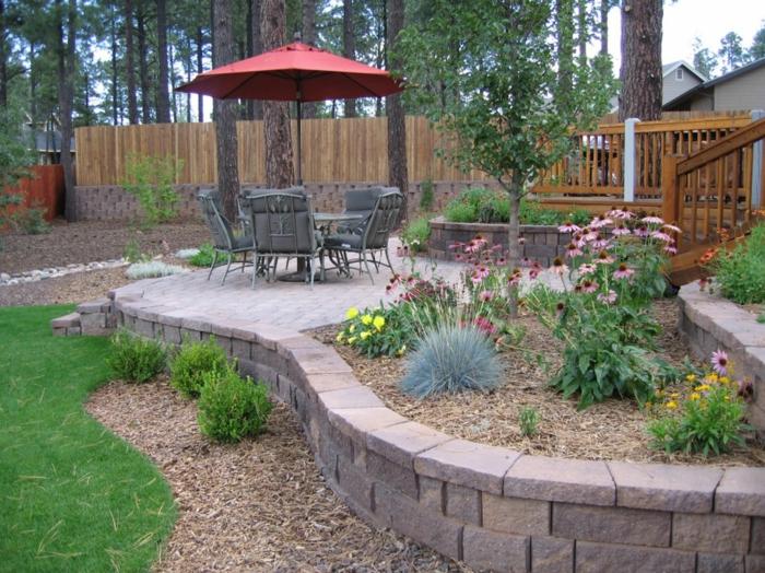 80 Gartengestaltung Vorschlage Einfach Aber Erfolgreich Den