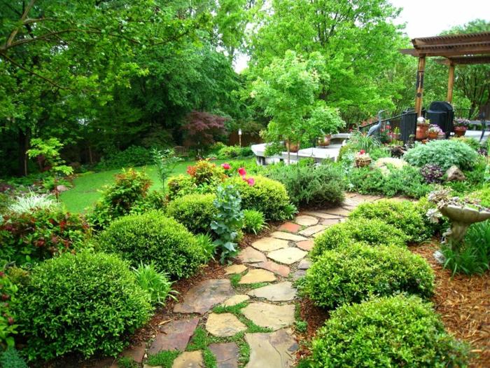 80 Gartengestaltung Vorschläge - Einfach, Aber Erfolgreich Den