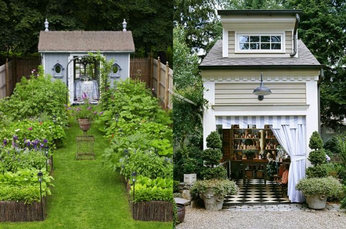 Gartenhaus Inspiration Praktische Ideen Fr Ihre Ruhe Oase
