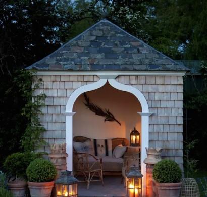Gartenhaus inspiration praktische ideen f r ihre ruhe oase - Gartenhaus ideen ...