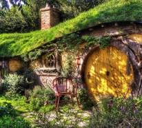 Gartenhaus selber bauen – Willkommen im Auenland!