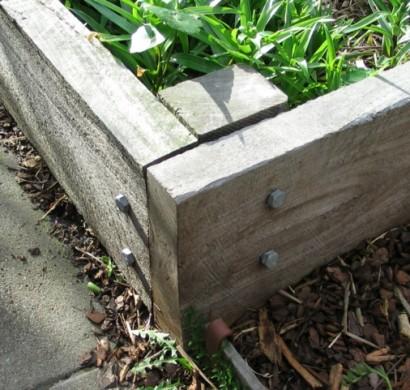 Hochbeete anlegen und die produktivit t im kleinen garten for Gartenideen holz