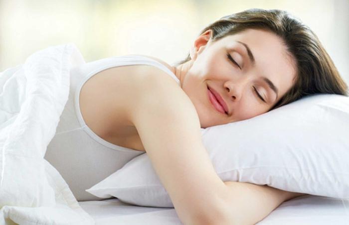 gesund abnehmen gut schlafen zeichen erkennen