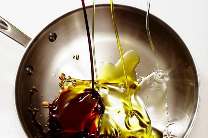 gesund kochen gesunde fette nah braten