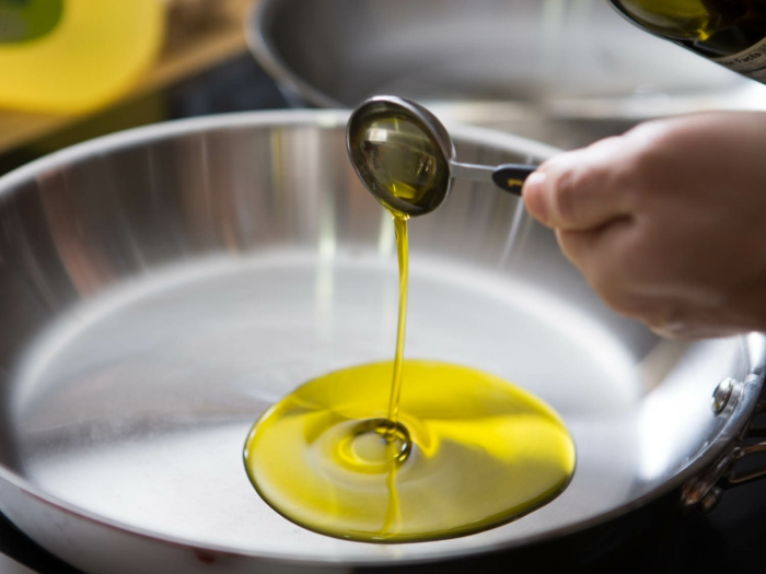 gesund kochen gesunde fette nah olive brennpunkt
