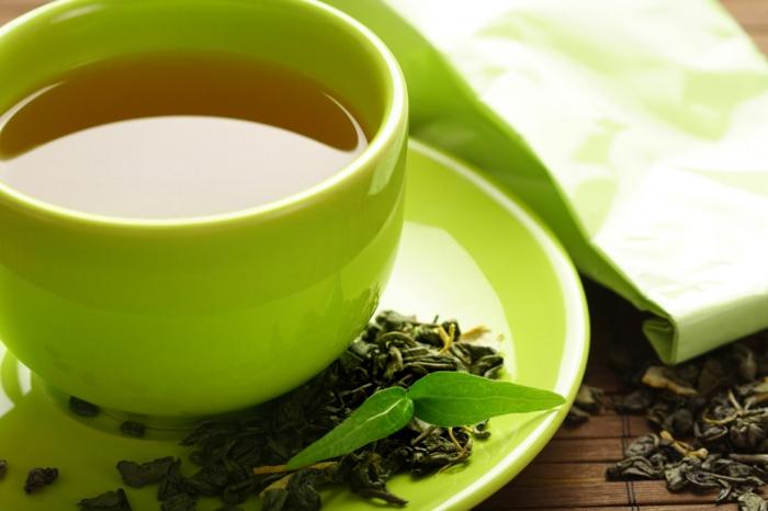 gesundes essen ernährungsplan tee trinken