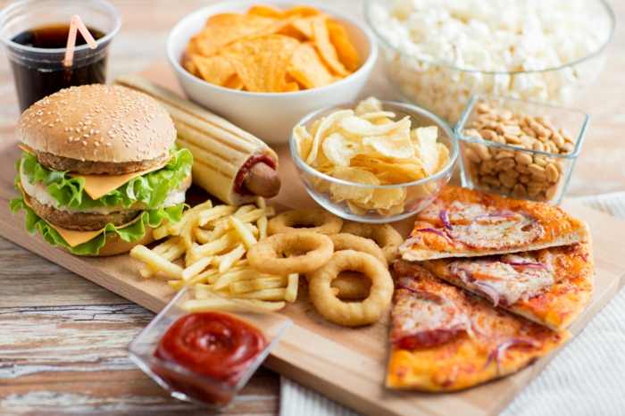 ausgewogene ernährung schlechte nahrung schlechte laune