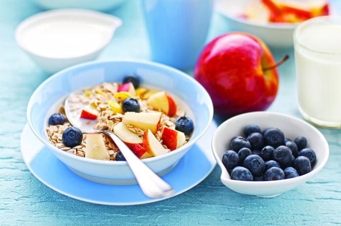 gesundes essen gesundes frühstück lifestyle