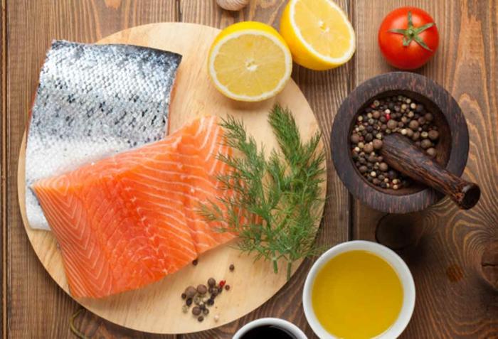 gesundes essen omega-3 fisch essen