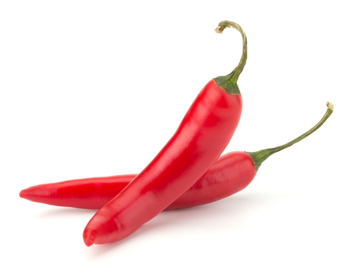 gute ernährung erkältung chilli