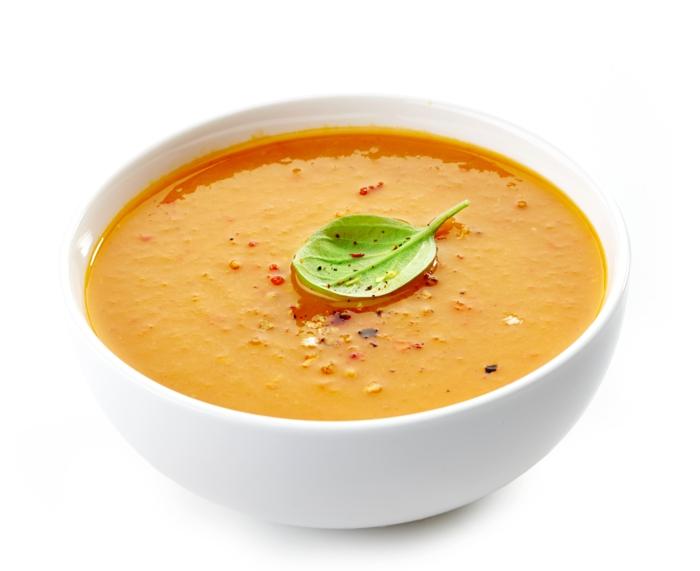 gute ernährung erkältung linsensuppe