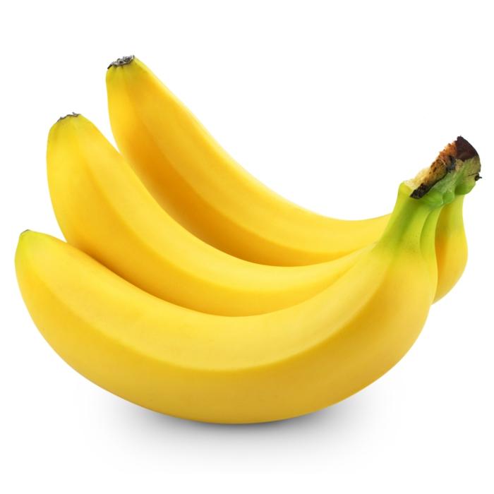 gute ernährung erkältung schnupfen bananen