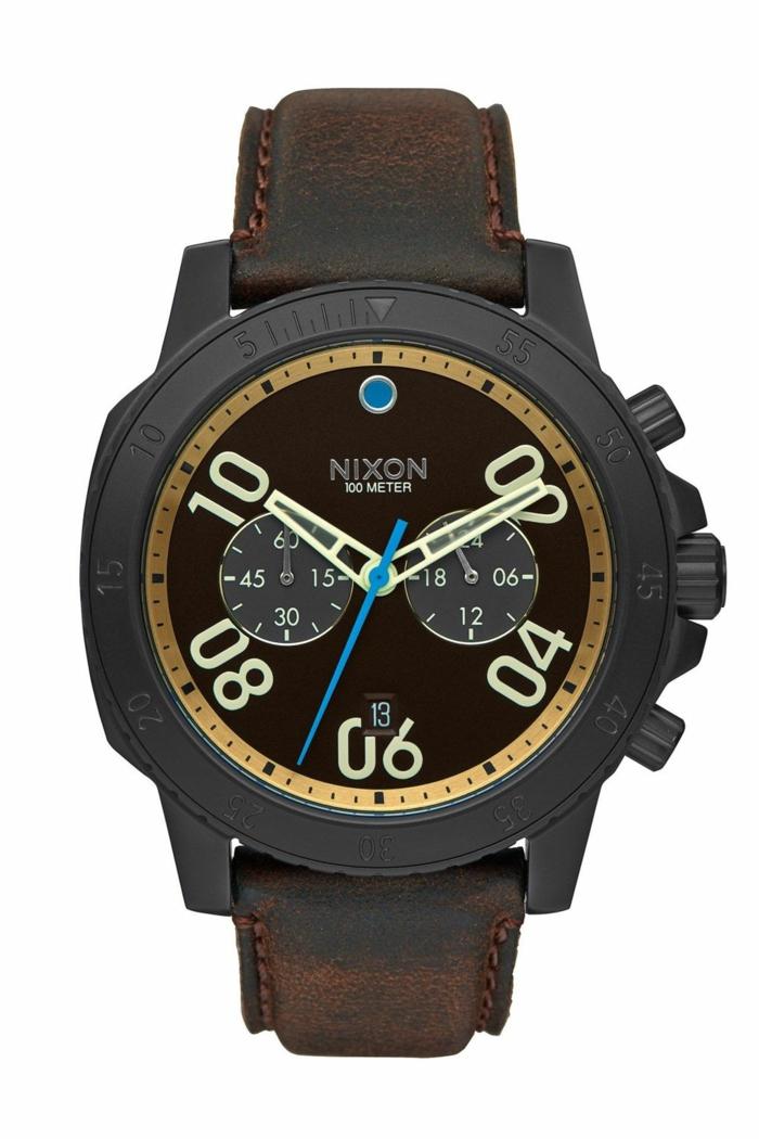 herrenuhren nixon armbanduhren männer lifestyle