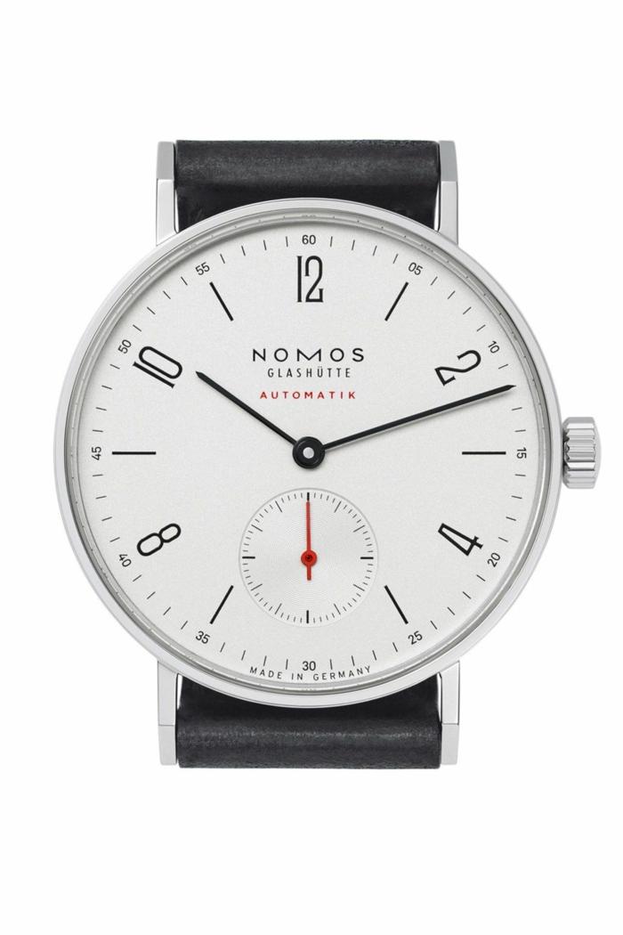 herrenuhren nomos männer armbanduhren stilvoll