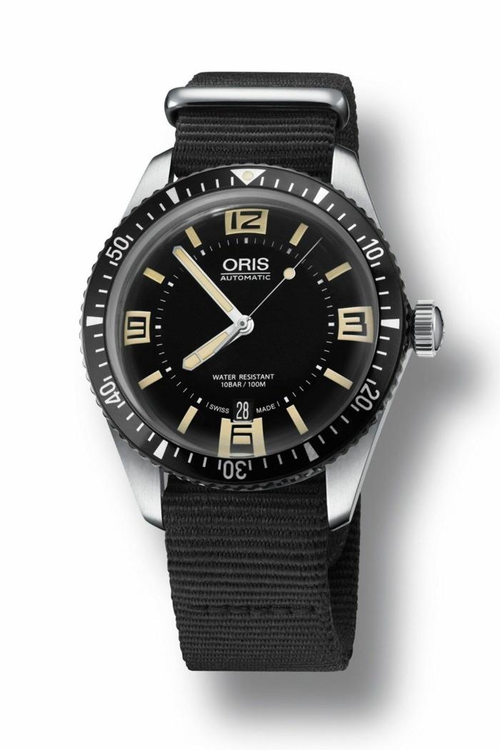 herrenuhren oris männer armbanduhren lifestyle