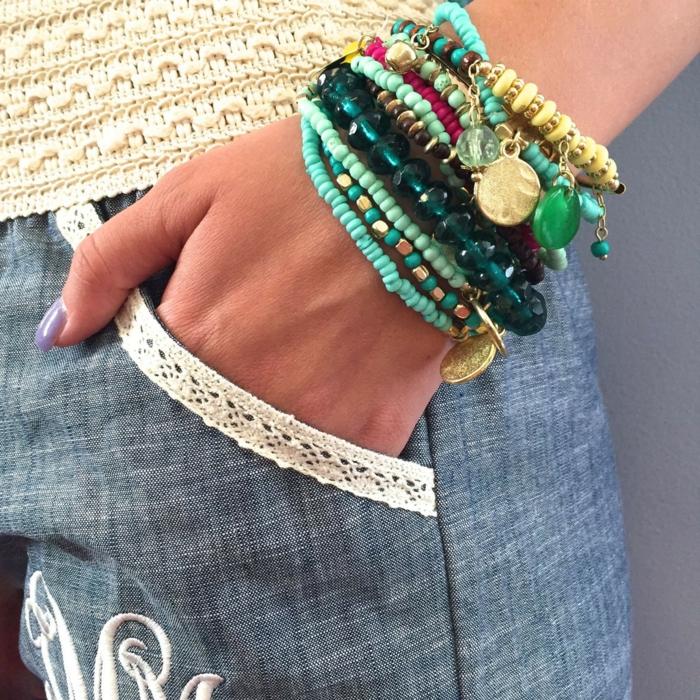 hippie schmuck boho chic armreifen armketten armbänder shopilovejewelry