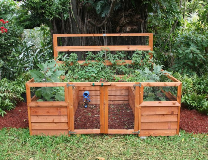 Hochbeete Anlegen Und Die Produktivitat Im Kleinen Garten Erhohen