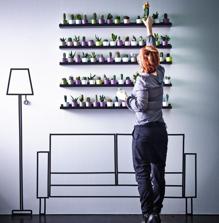 15 pfiffige ikea garten ideen die sie zum umdenken bringen. Black Bedroom Furniture Sets. Home Design Ideas