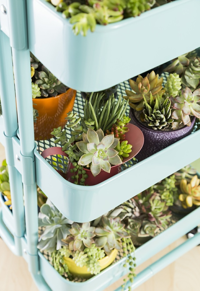 Ikea Garten Mit Ikea Zubehör Titel2 Kräuter Garten Card