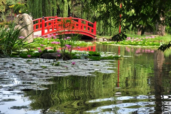 Ein Japanischer Garten gestalten - praktische Tipps und Tricks