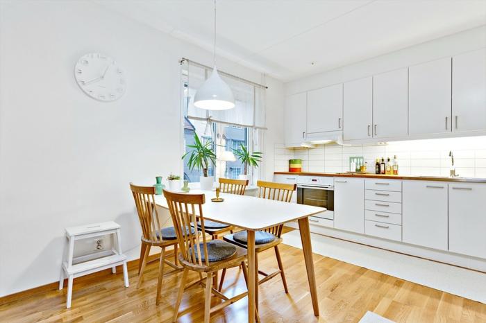 kücheneinrichtung feng shui qi energie richtige küchengestaltung
